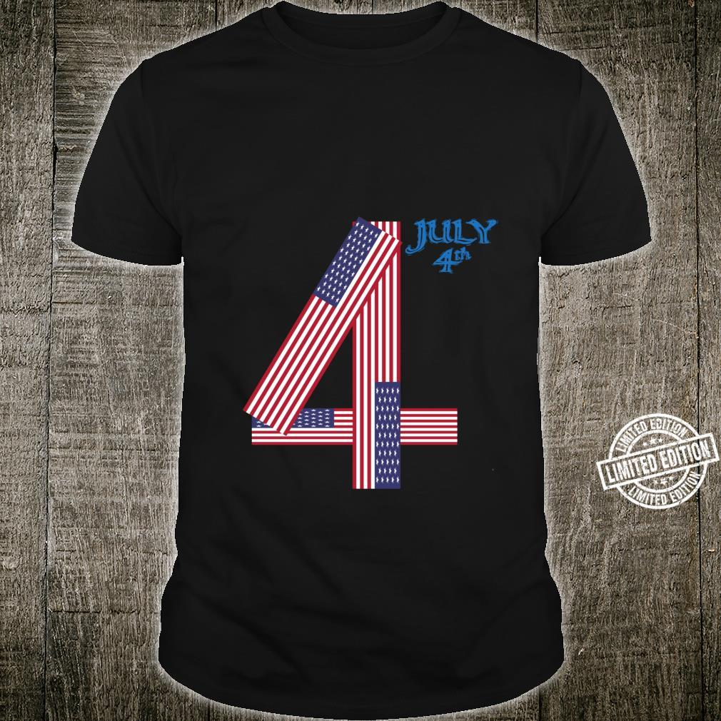 4th Of July Independence Day Fourth Of July Shirt