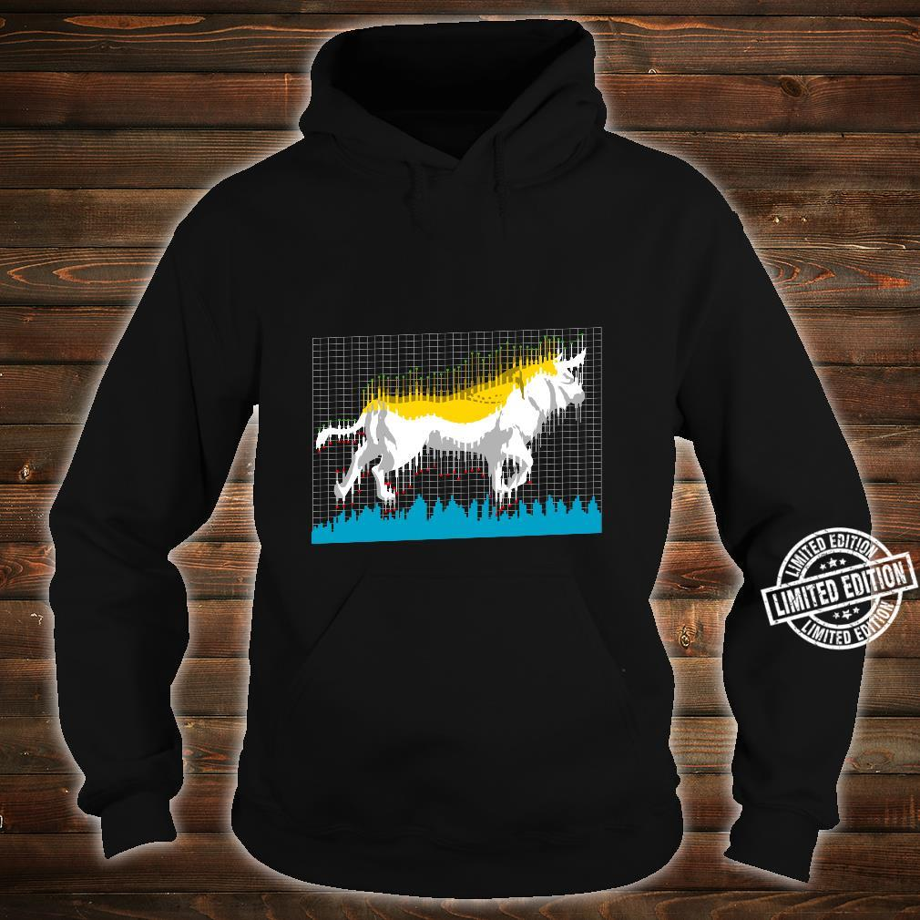 Bull Investor Stock and Cryptocurrency Shirt hoodie