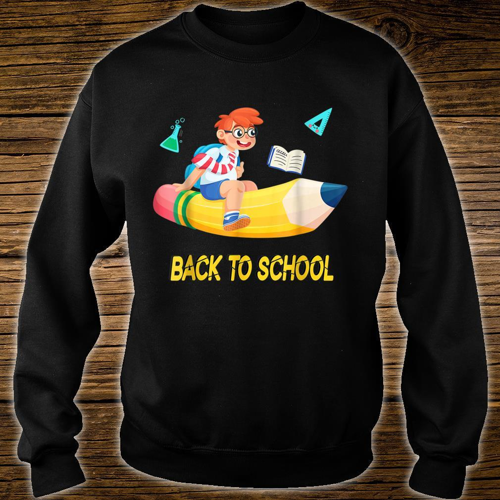 Welcome Back To School Back To School Shirt sweater