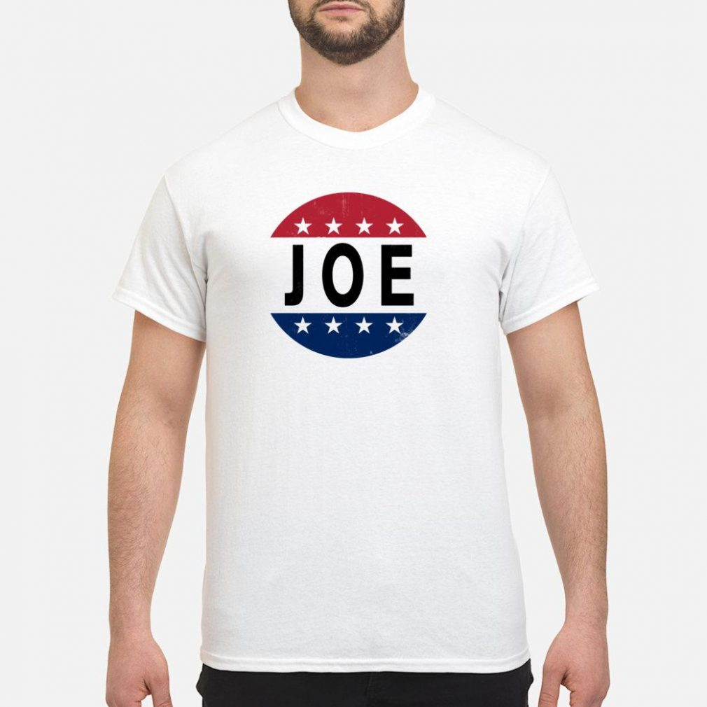 Joe Biden 2020 Democrat for President shirt