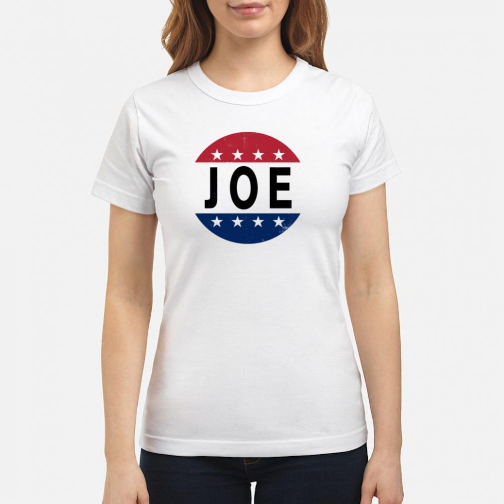 Joe Biden 2020 Democrat for President shirt ladies tee