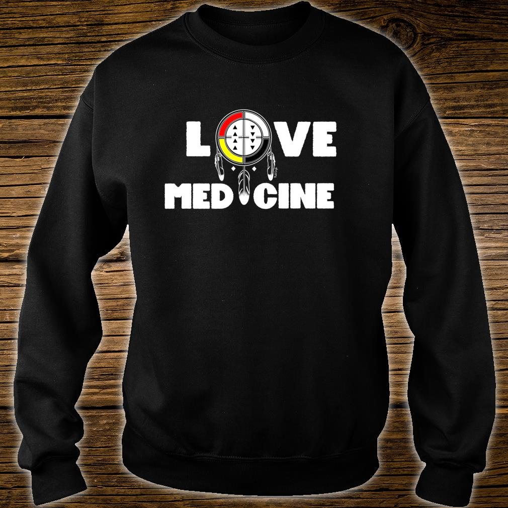 LOVE MEDICINE Shirt sweater