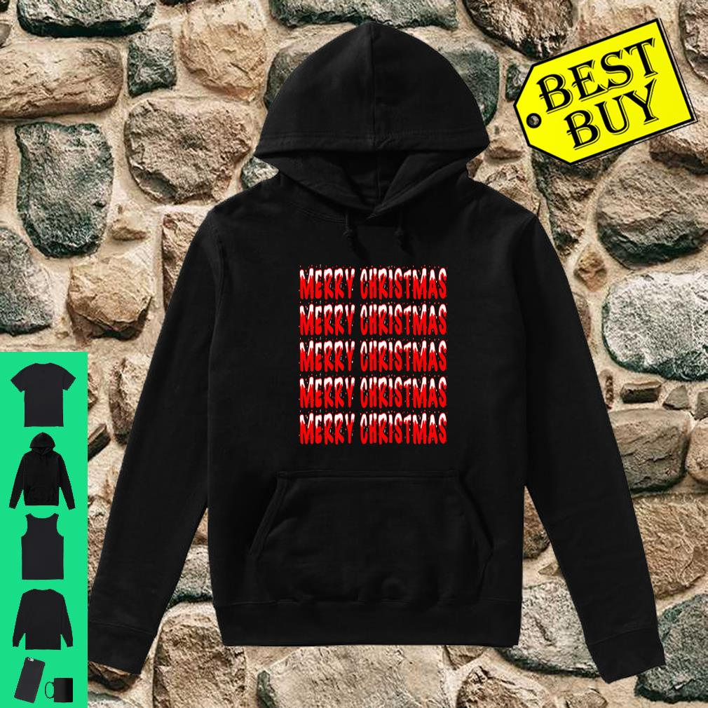 Love Merry Christmas Apparel Holiday Gift For Men Women shirt hoodie