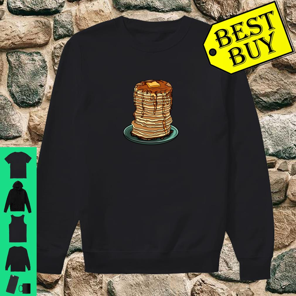 Pancakes Butter and Syrup Emoji For Breakfasts Shirt sweater