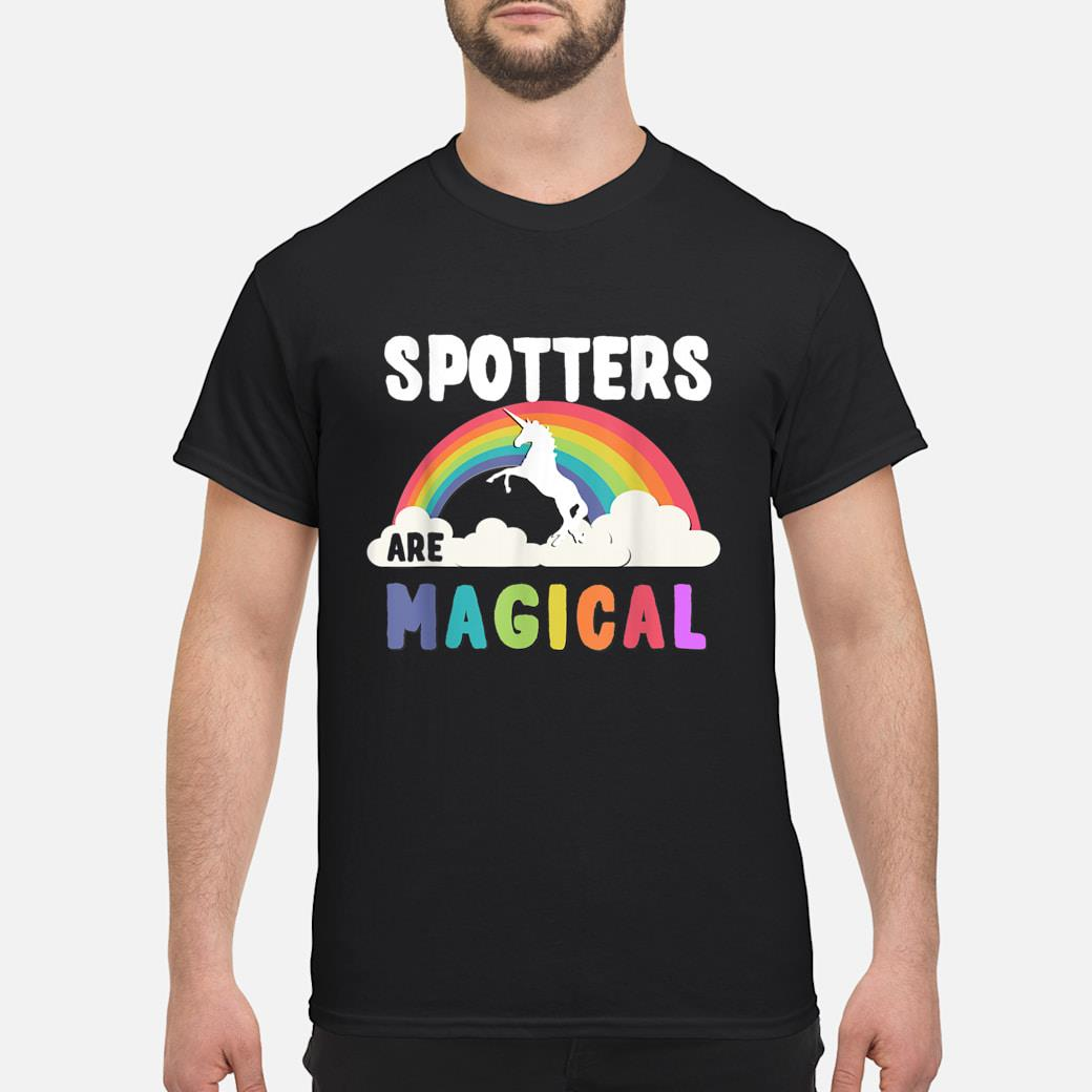 Spotters Are Magical Shirt